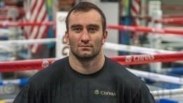 Тренер соперника Гассиева рассказал оподготовке кбою с«Железным осетином»