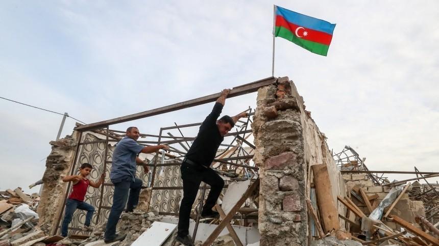 Впалату представителей США внесли резолюцию опризнании независимости Карабаха