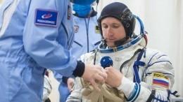 Российский космонавт Рыжиков стал командиром экипажа МКС