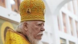Названы дата иместо отпевания протоиерея Димитрия Смирнова