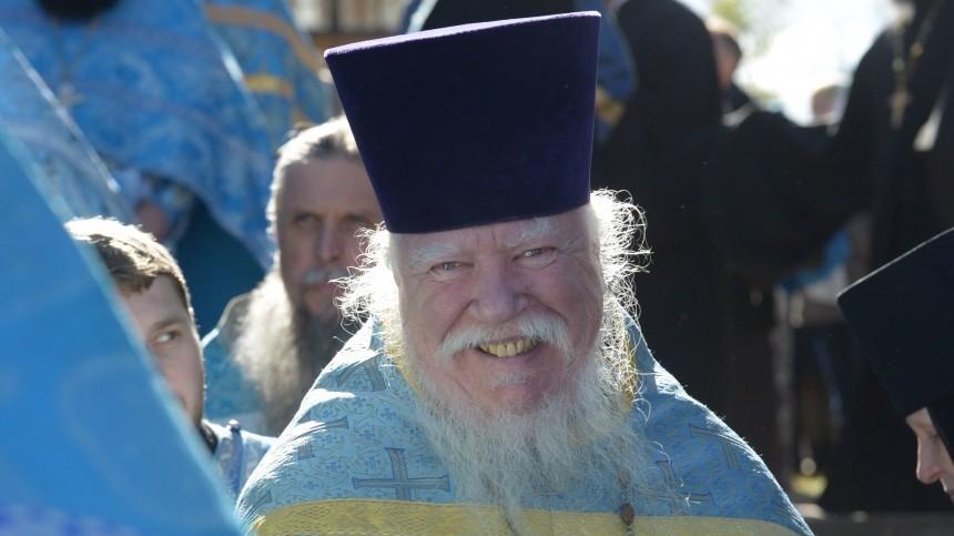 «Прощальное» фото протоиерея Дмитрия Смирнова опубликовал всети Корчевников