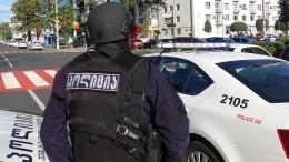 Грузинская полиция невыполнила требования захватившего заложников мужчины
