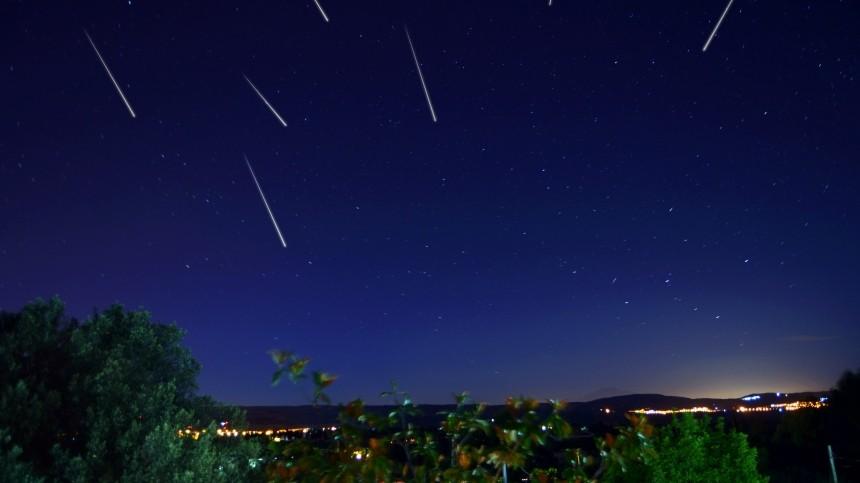 Метеорный поток Ориониды озарит Землю вночь начетверг