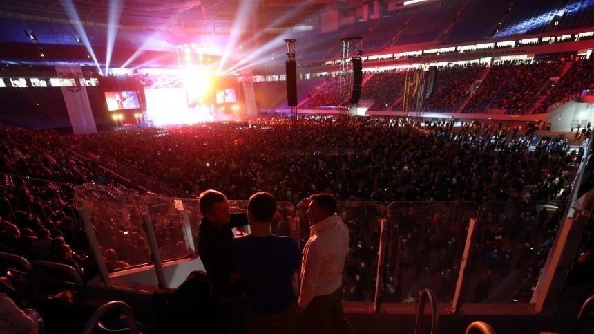 Ниденег, нишоу: ВПетербурге перенесли все концерты, запланированные наосень