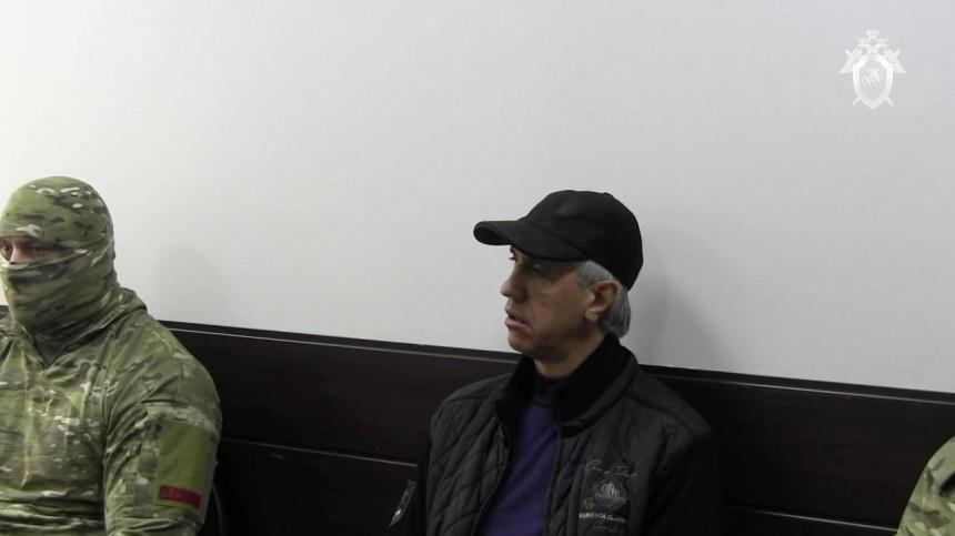 Подозреваемого вдвойном убийстве бизнесмена Быкова отправили под домашний арест