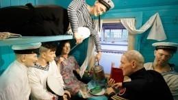 Поезд-музей вчесть 75-летия Победы отправится погородам России