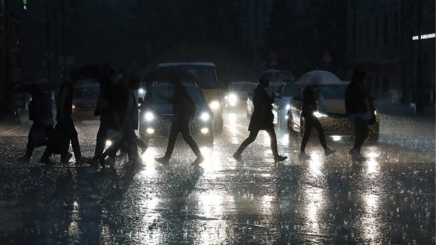 Капризы погоды: «день жестянщика» вЯкутии иливни наДальнем Востоке
