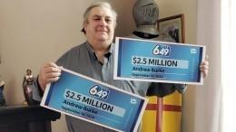 Редкая случайность принесла рядовому канадцу миллионы долларов