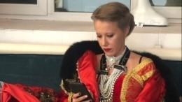 «Авот коронавирус сидит»: Богомолов намекнул наболезнь Собчак