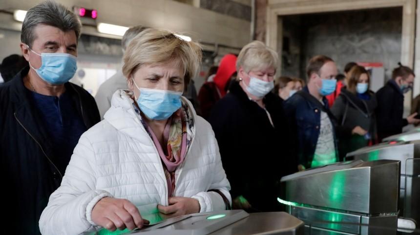 Минус 50%: Собянин нашел способ разгрузить метро вчас пик нафоне пандемии