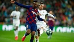 Mail.ru Group покажет матч между «Барселоной» и«Реалом»