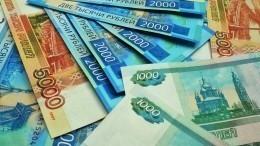 Грабителей, похитивших сумку с2 миллионами рублей, разыскивают вПетеребурге