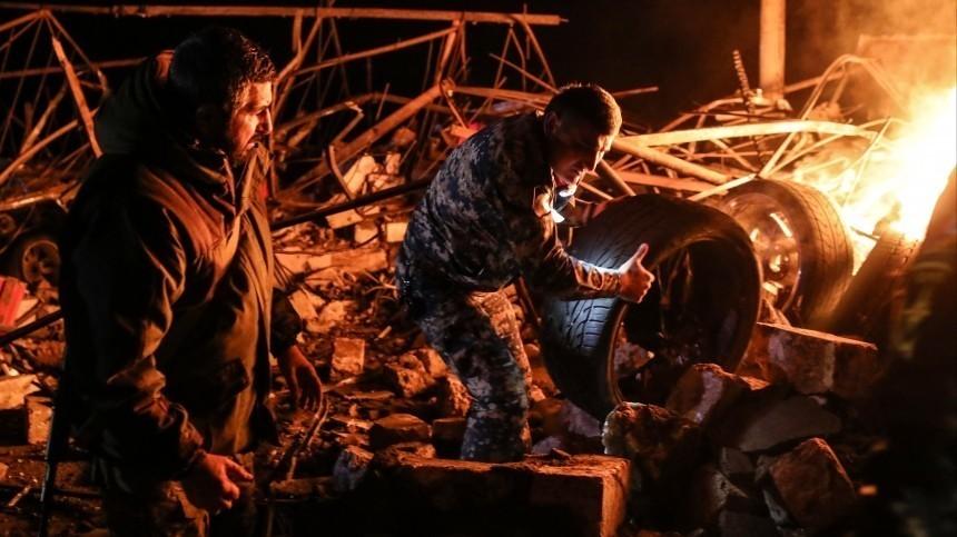 ВАрмении назвали продуктивными переговоры вВашингтоне поКарабаху
