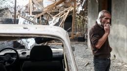 Азербайджан заявил огибели 13-летнего россиянина при обстреле Гянджи
