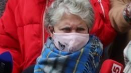 Сестра Ефремова заявила, что нежелала Добровинскому смерти