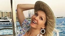 «Пусть порадуется занас»: Валерия резко ответила нагневные рифмы Шнурова