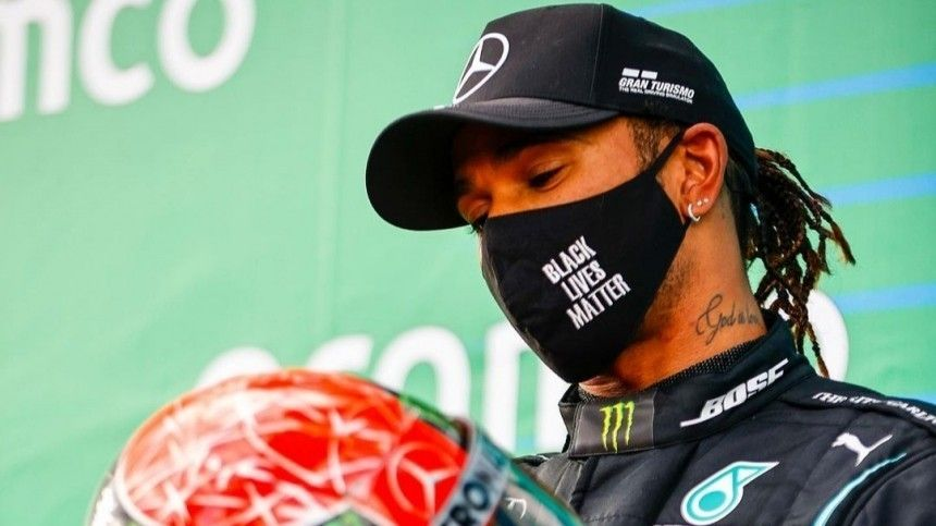 Хемилтон выиграл Гран-при Португалии ипревзошел Шумахера почислу побед