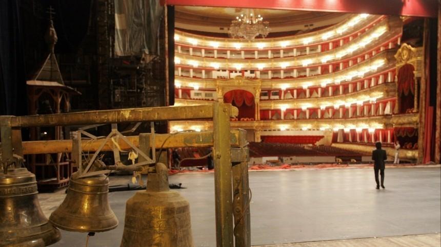 Неоправданно дорого: Цискаридзе раскритиковал постановки Большого театра