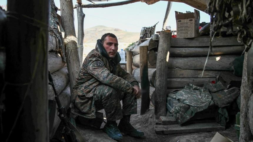 США объявили оперемирии вНагорном Карабахе