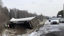 Четыре человека погибли вмашине зарулем сподростком под Красноярском— фото