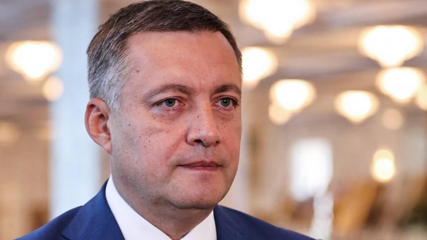 Губернатор Иркутской области заразился коронавирусом