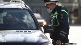 ВМоскве нашли управу налюбителей объехать пробку пообочине