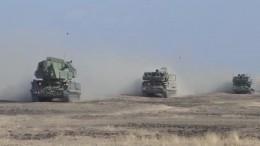 Видео: российские зенитчики отразили ракетный удар научениях под Астраханью