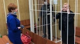 Суд решает вопрос омере пресечения для Дрожжиной поделу актера Баталова