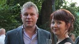 Жена Сергея Жигунова нашла виновных вромане артиста сАнастасией Заворотнюк