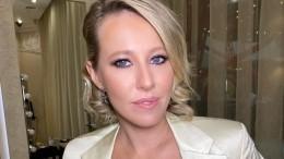 Ксения Собчак «пропиарилась» назаражении коронавирусом всвоемже шоу