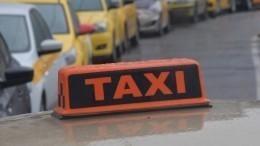 Туристическое такси предложили создать вРоссии