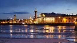Глобальное наводнение: Петербург может оказаться под водой из-за таяния ледников
