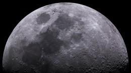 NASA обнаружило воду насолнечной стороне Луны— видео