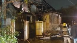 Три человека погибли при пожаре внелегальном центре реабилитации вКалининграде