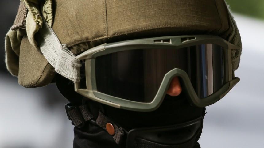 Два человека погибли входе перестрелки сотрудников ОМОН иСОБР вЧечне