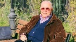 Евгений Петросян госпитализирован встоличную больницу