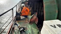 Останки пропавших членов экипажа обнаружена натанкере «Генерал Ази Асланов»