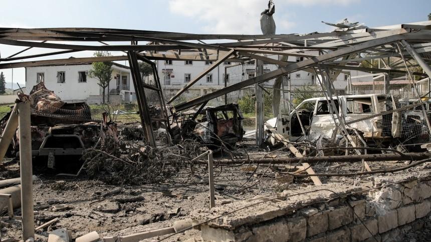 ВКарабахе опровергли гибель министра обороны НКР