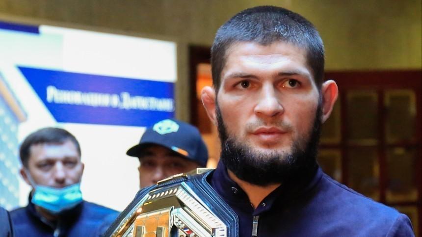 Нурмагомедов стал лучшим вне весовых категорий врейтинге UFC