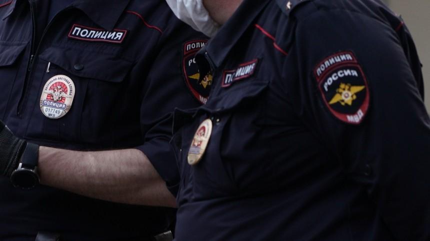 «Аллея славы» сотрудников органов внутренних дел появилась вПетербурге— фото