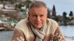 Сергей Жигунов прокомментировал публикации освоей личной жизни