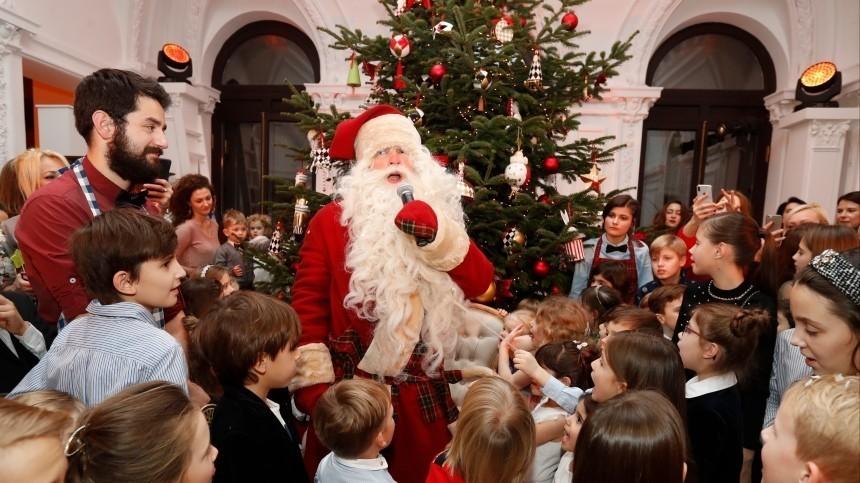 Роспотребнадзор рассказал овозможной отмене новогодних гуляний вПетербурге