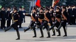 Кодню сотрудника органов внутренних дел вПетербурге появилась «Аллея славы»