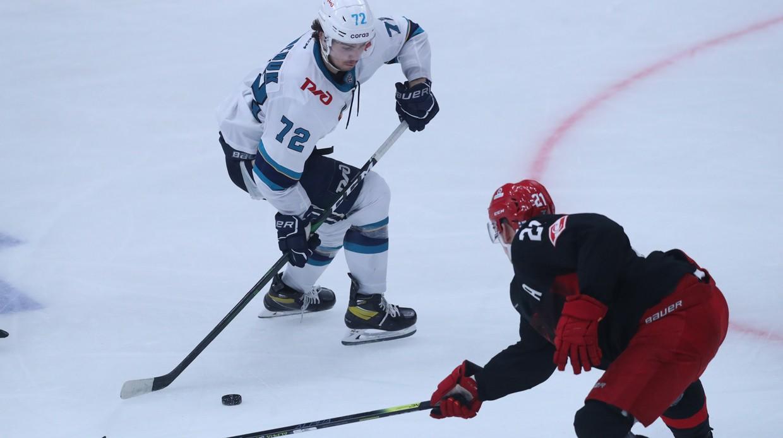 КХЛ— коронавирусная хоккейная лига?