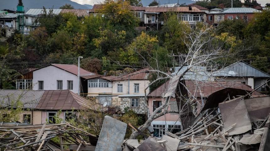 Новые обстрелы Карабаха: Степанокерт круглосуточно сотрясают звуки сирены