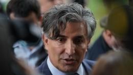 Пашаев назвал «подонком» брата погибшего вДТП сЕфремовым