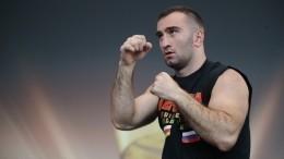 Боксер Гассиев рассказал, из-за чего невыходил наринг больше двух лет