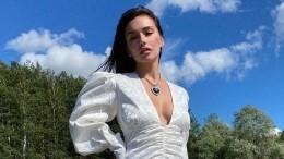 Три свадебных платья: Ольга Серябкина тайно вышло замуж— фото