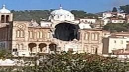 Мощное землетрясение магнитудой 6,9 произошло вГреции