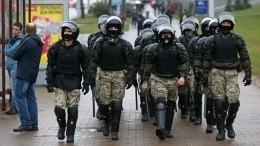 «Отступать некуда»: Лукашенко предупредил протестующих оприказе силовикам
